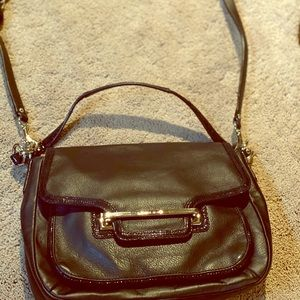 Coach Bags - Coach Black crossbody and shoulder strap